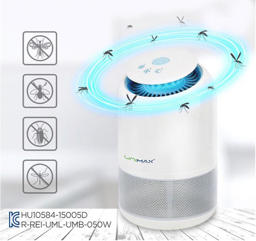 Đèn bắt muỗi UV Hàn Quốc