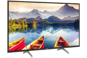 Android Tivi Sony 4K KD-49X8000H