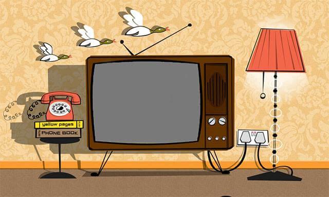 Hình ảnh: Lịch sử phát triển của truyền hình
