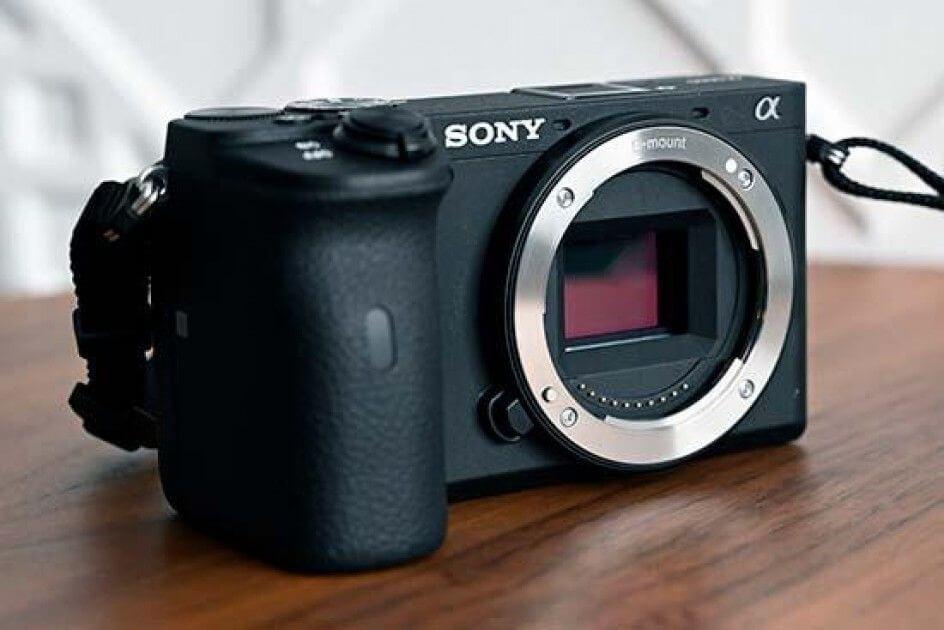 Hình ảnh: Sony Alpha A6600