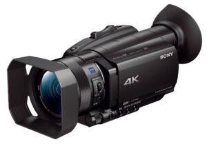 máy quay phim sony chuyên nghiệp