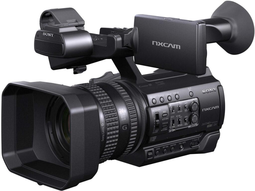 Máy quay Sony HXR-NX100
