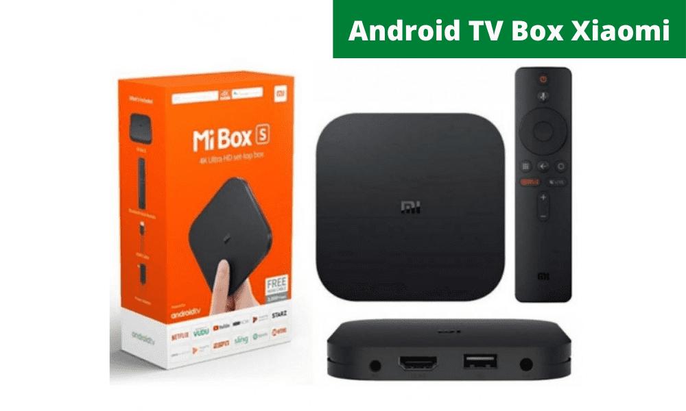 Android TV Box Xiaomi Global MDZ -16- AB