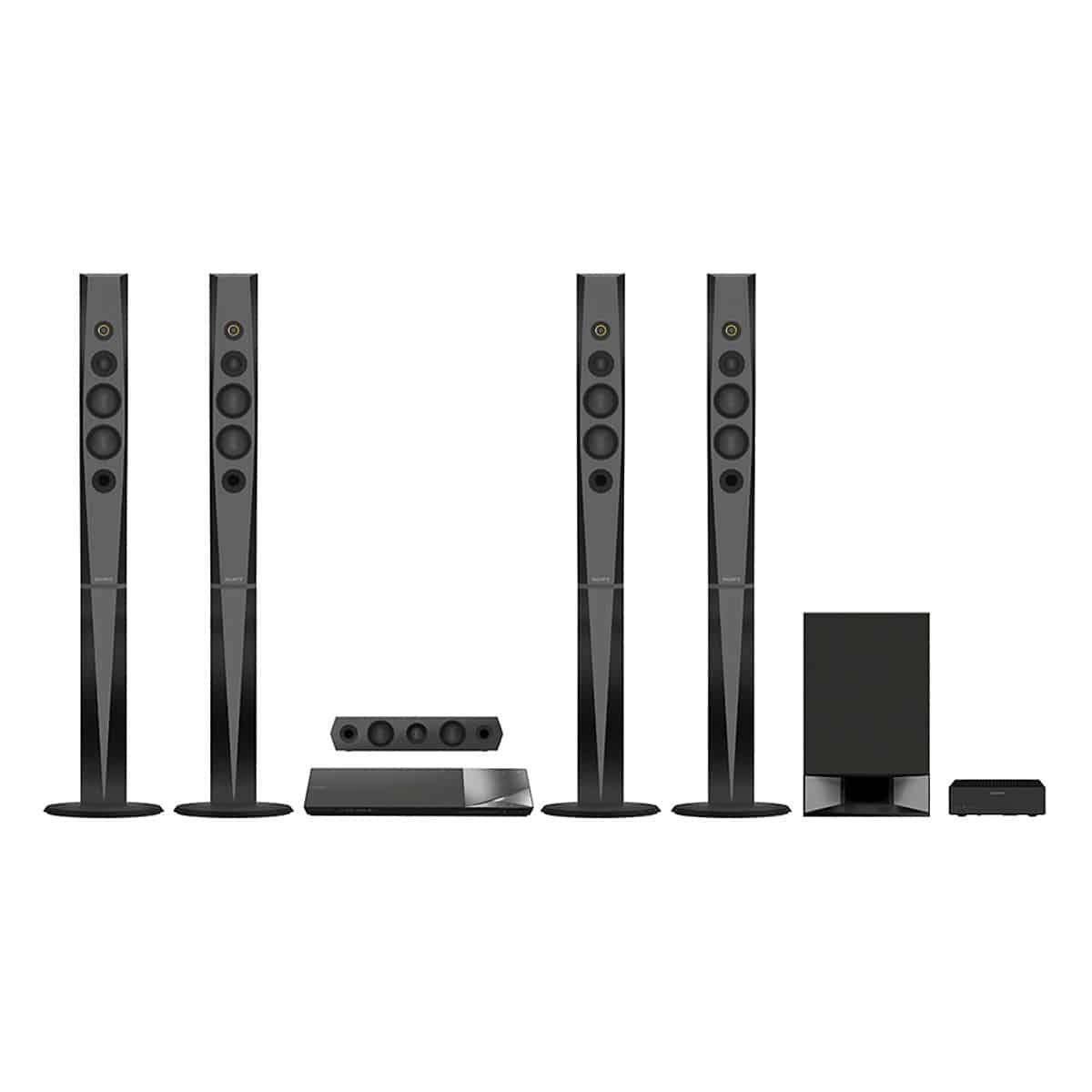 Dàn âm thanh nghe nhạc sang trọng 5.1 Sony BDV-E4100
