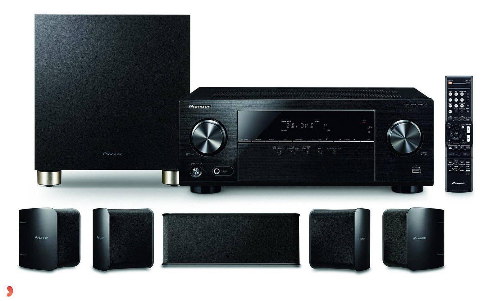 Dàn âm thanh Panasonic SC-UA7GS-K sống động