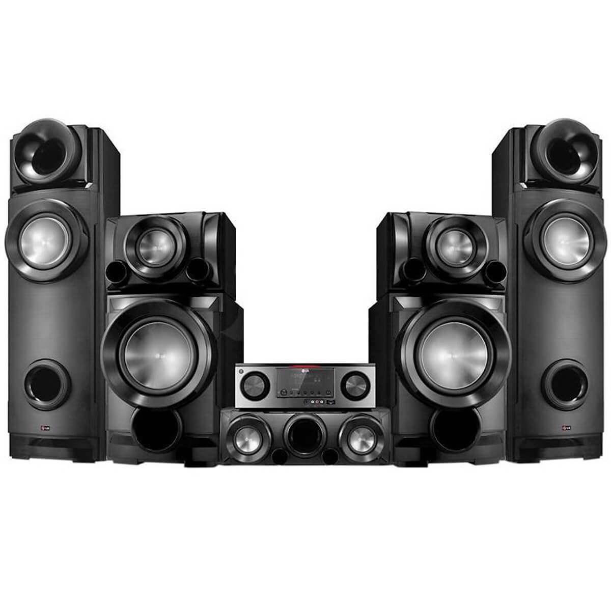 Dàn âm thanh nghe nhạc 5.2 LG ARX8500