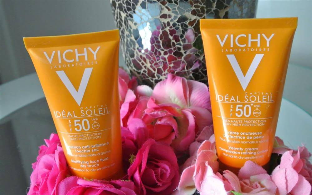 Kem chống nắng Vichy Capital Ideal Soleil SPF 50 (Oily Skin)