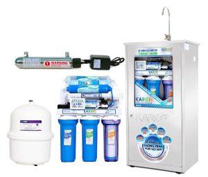 Các thành phần cơ bản của một máy lọc nước