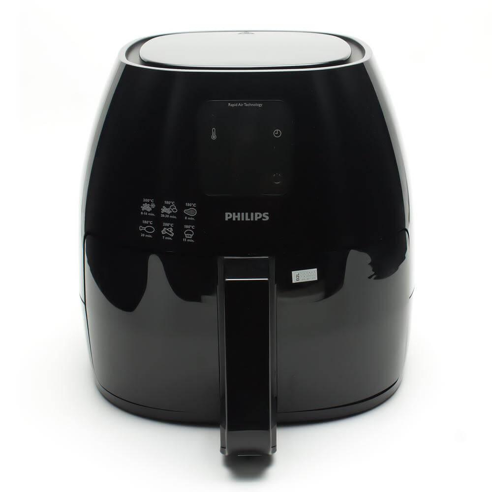 Nồi chiên không dầu Philips HD9240 được bổ sung thêm màn hình LCD và một số tính năng
